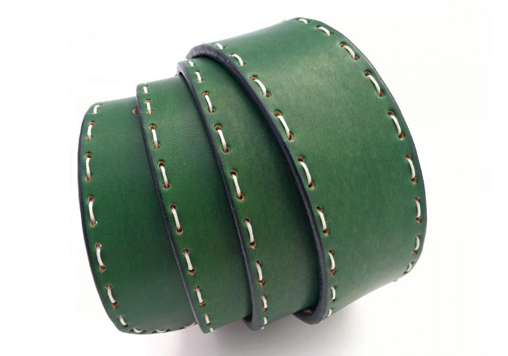 Cintura personalizzabile verde smeraldo