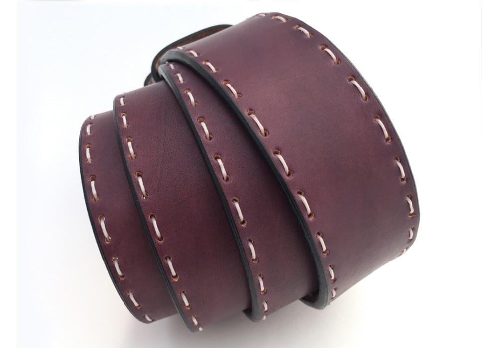 Cintura personalizzabile viola ametista