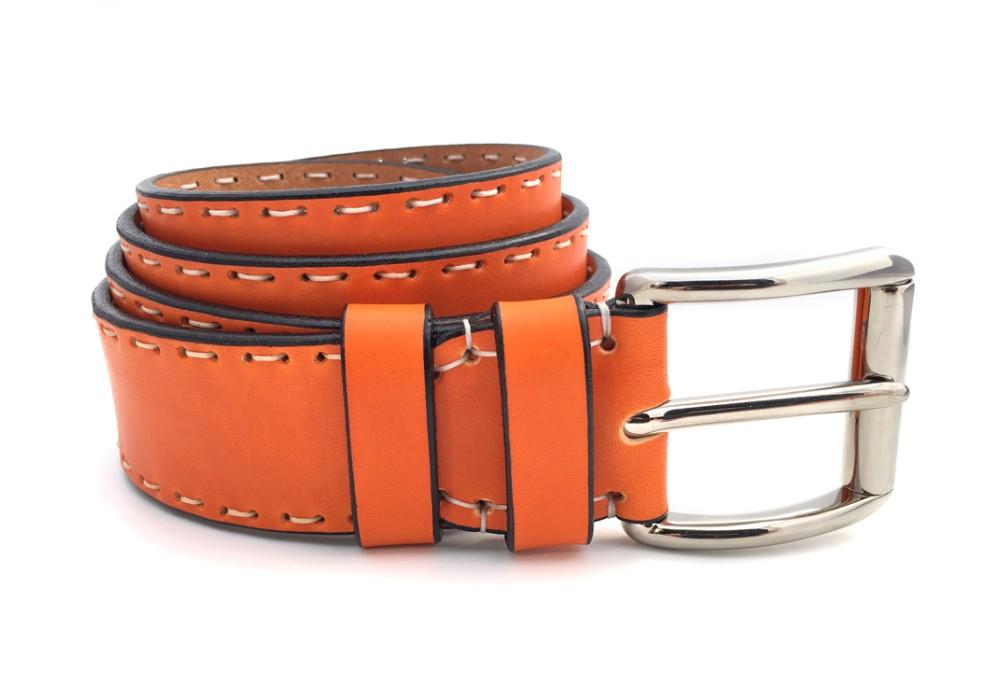 Cintura personalizzabile arancione ambra