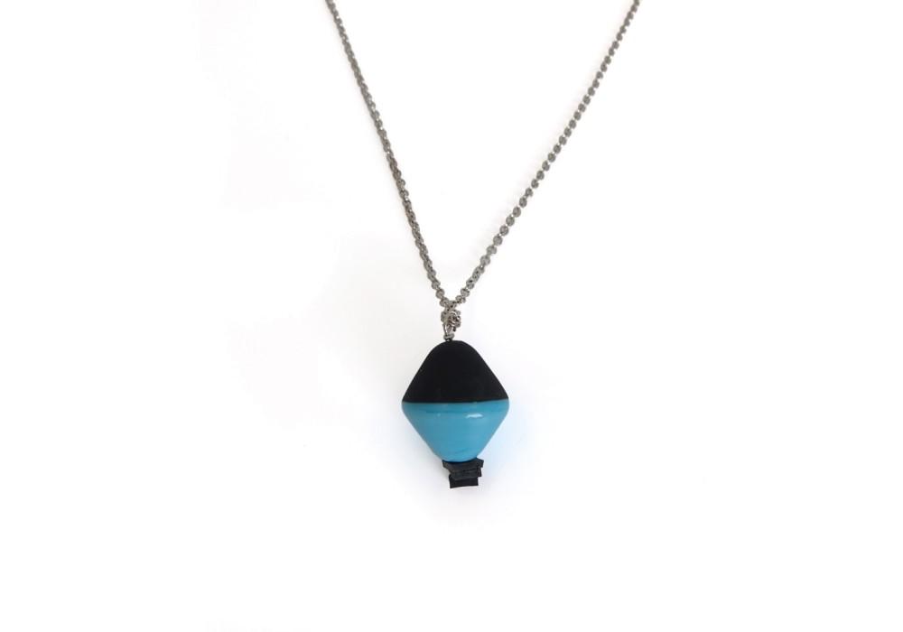 Collana in vetro di murano - Nettuno