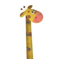 Metro in legno per bambini - Giraffa