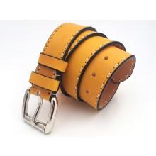 Cintura personalizzabile giallo topazio