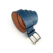 Cintura personalizzabile blu zaffiro