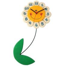 Orologio da parete per bambini - Margherita