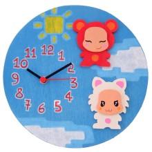 Orologio da parete per bambini - Kawaii