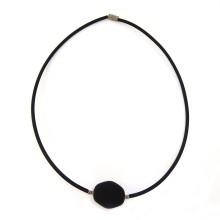 Collana in vetro di murano - Black Stone