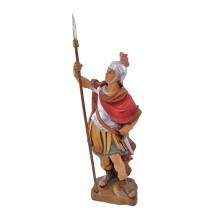 Statuina in legno presepe: Soldato romano